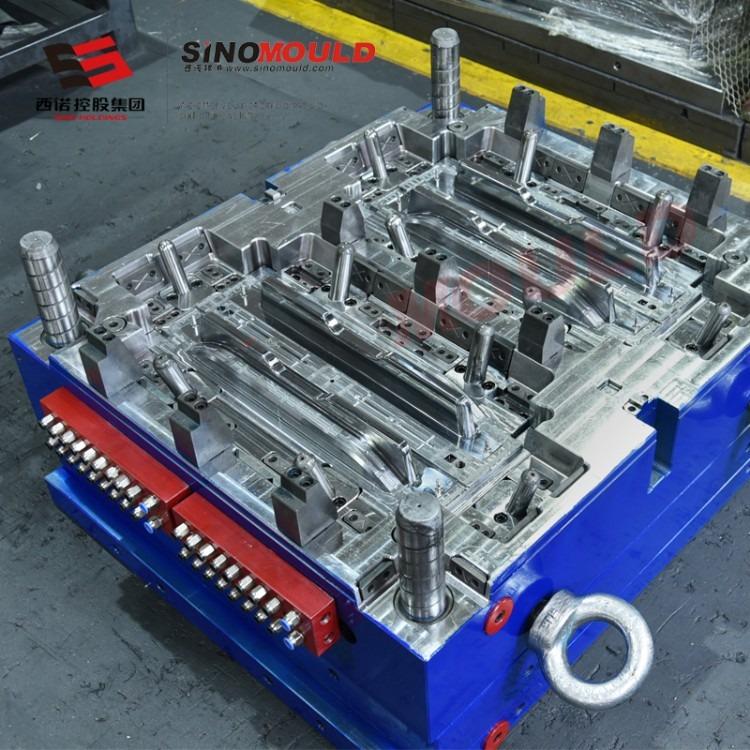 西诺冰箱件模具 塑料冰箱配件制造 家电模具厂家 精密注塑模具 定制