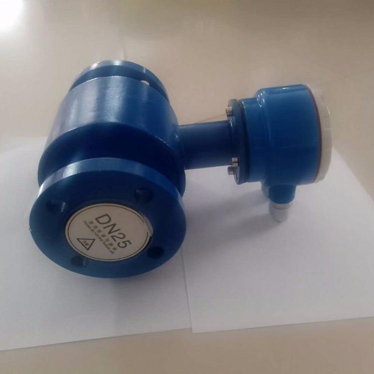 LDE内衬橡胶电磁流量计,内衬四氟电磁流量计、分体式电磁流量计