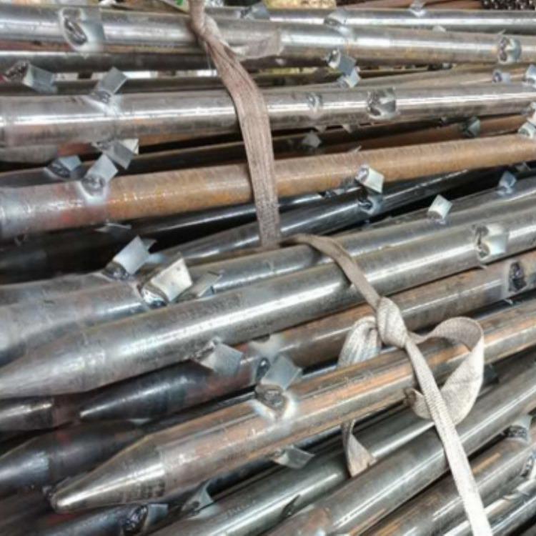 隧道管 隧道支柱管 隧道管棚管 钢花管 注浆钢花管