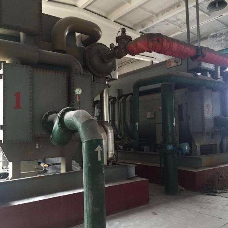 溴化锂制冷设备整体打包拆除价格  溴化锂机组回收拆除价格