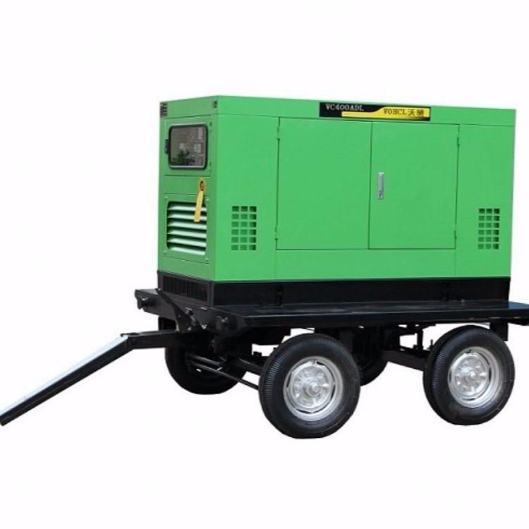 油田建设专用单三相2用焊把400A柴油发电电焊机