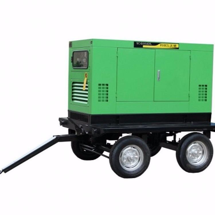 辽河油田专用移动车式400A柴油发电电焊机