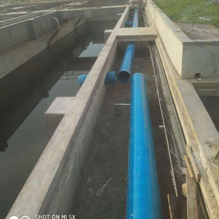 河北联润玻璃钢 厂家生产出售夹砂玻璃钢管道  厂家报价 有机玻璃钢管道 玻璃钢喷淋管 玻璃钢电缆管