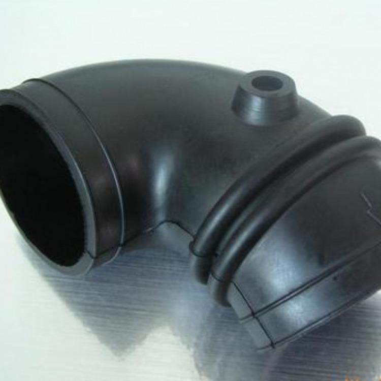 软管 风管 橡胶弯头90 进气软管 压缩机配件 空气连接件 弯头130