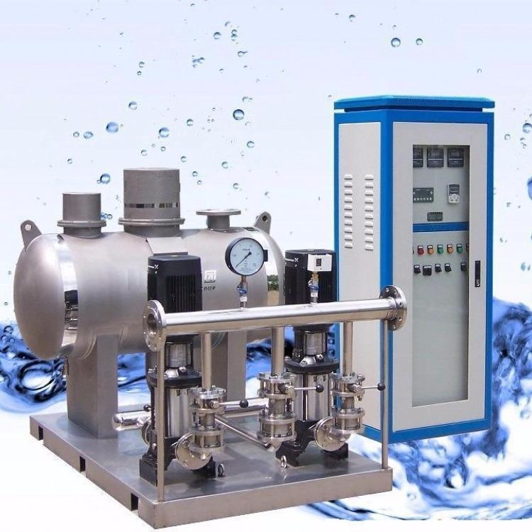 智能型管网叠压供水设备