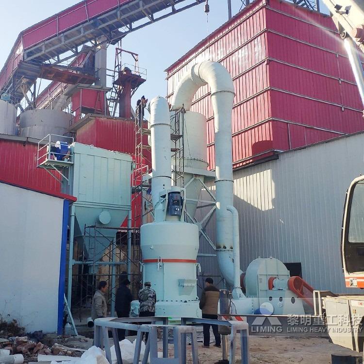 生产滑石粉机器 滑石磨粉机 白云石碎粉机雷蒙磨 重晶石粉碎设备