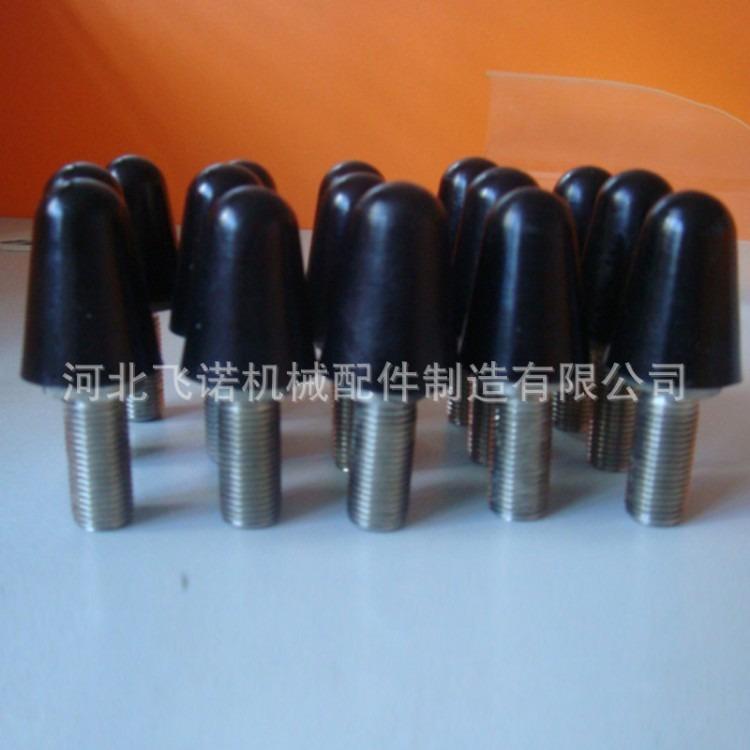 实力厂家 专业生产 橡胶制品 橡胶包胶件 橡胶包铁件