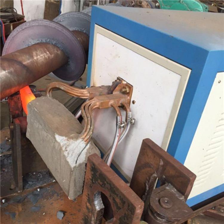 超音频80KW电磁加热设备 进口热处理退火设备 锻打设备加工