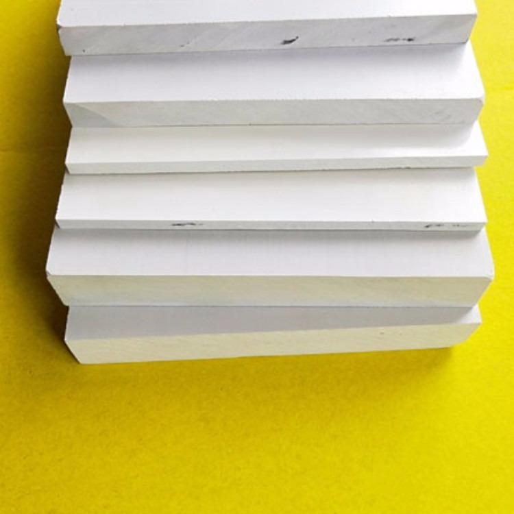 白色硬质pvc硬板 耐酸碱腐蚀性pvc板 pvc板内衬板