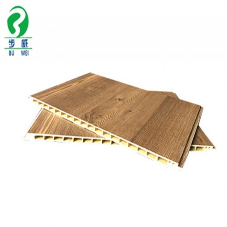 广安竹木纤维100踢脚线批发价格