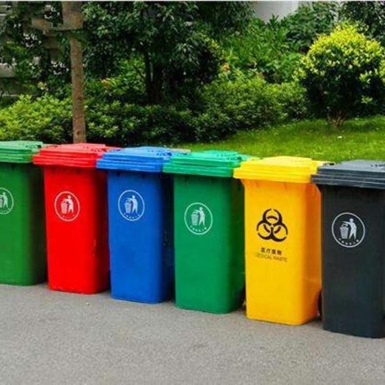 市政垃圾桶价格 高档小区垃圾桶 一个垃圾桶多少钱 小区垃圾桶价格 高档玻璃钢垃圾桶厂家
