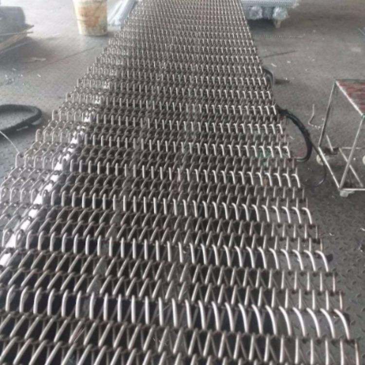 304不锈钢输送网带 果蔬清洗机输送网带 流水线 食品输送 耐高温网带