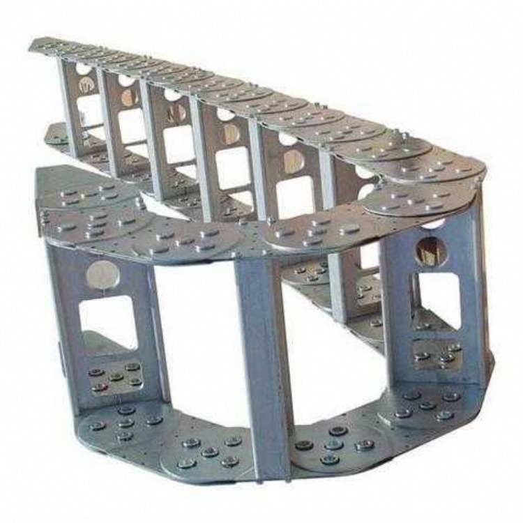 框架式油管穿线钢铝拖链