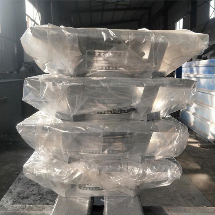 桥梁盆式橡胶支座,球型钢支座适宜于大垮桥梁使用的较理想的支座