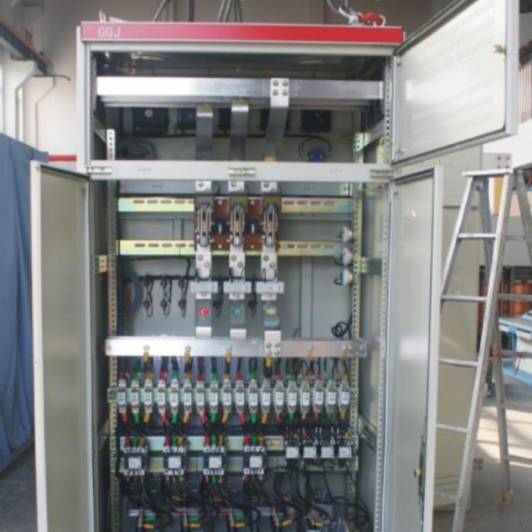 正昂定制 GGJ电容补偿柜成套设备 低压开关柜 就地补偿配电柜 智能动态补偿GGD