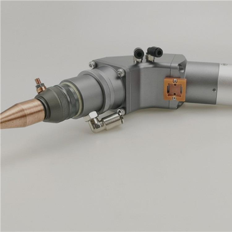 手持式QBH焊接头激光手持焊枪焊接头手持式激光焊接头手提焊接枪激光焊接机手持式激光焊接机