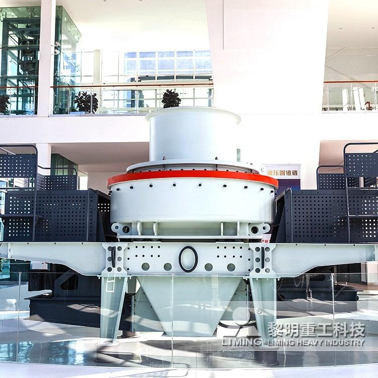机械制砂生产线 产500吨石灰石环保制砂生产线 新型石头制砂机