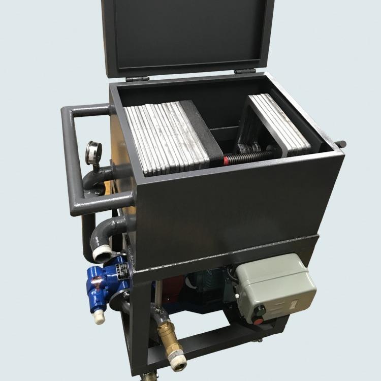 柴油板框过滤杂质设备