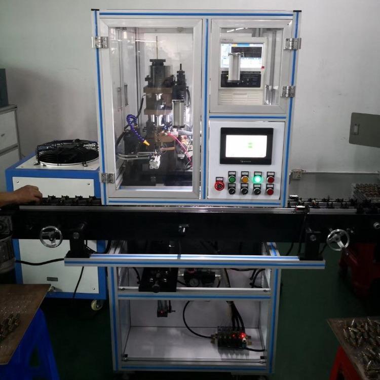 厂家直销 马达转子点焊机 全自动交直流焊接机 整流子换向器点焊碰焊机