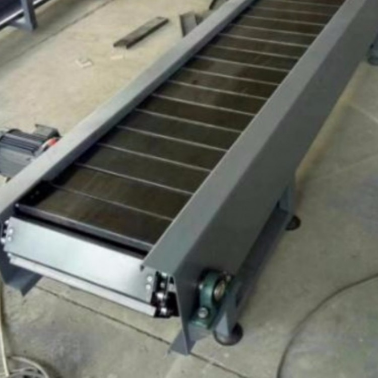 不锈钢链板输送机食品耐腐蚀耐高温输送机瓶装饮料流水输送线