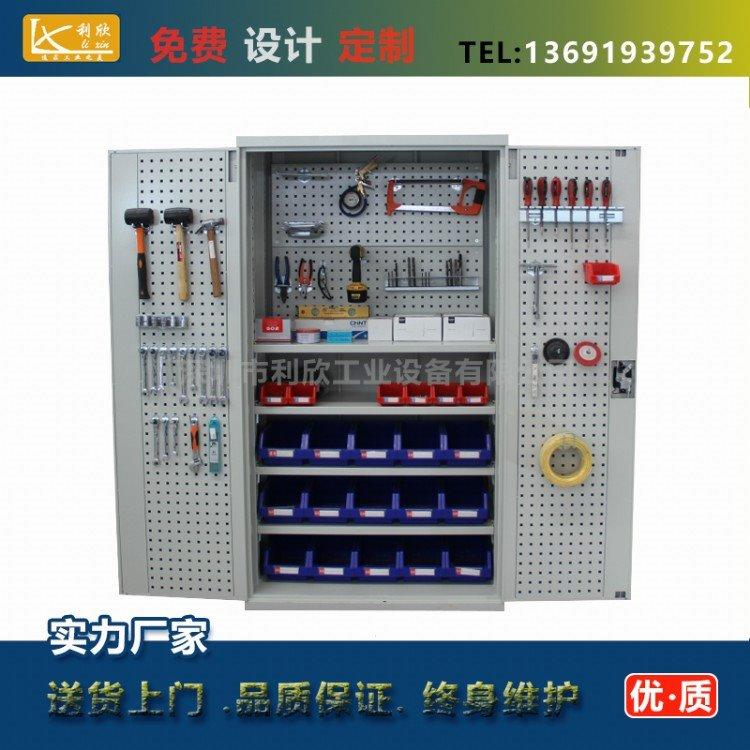 大连仓库产品存放柜,货物整理铁柜,文件存放玻璃门铁柜