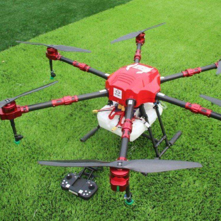 植保无人机 10L、12L、15L 多功能打药机可用于农田植保 果树苗木 花卉茶叶