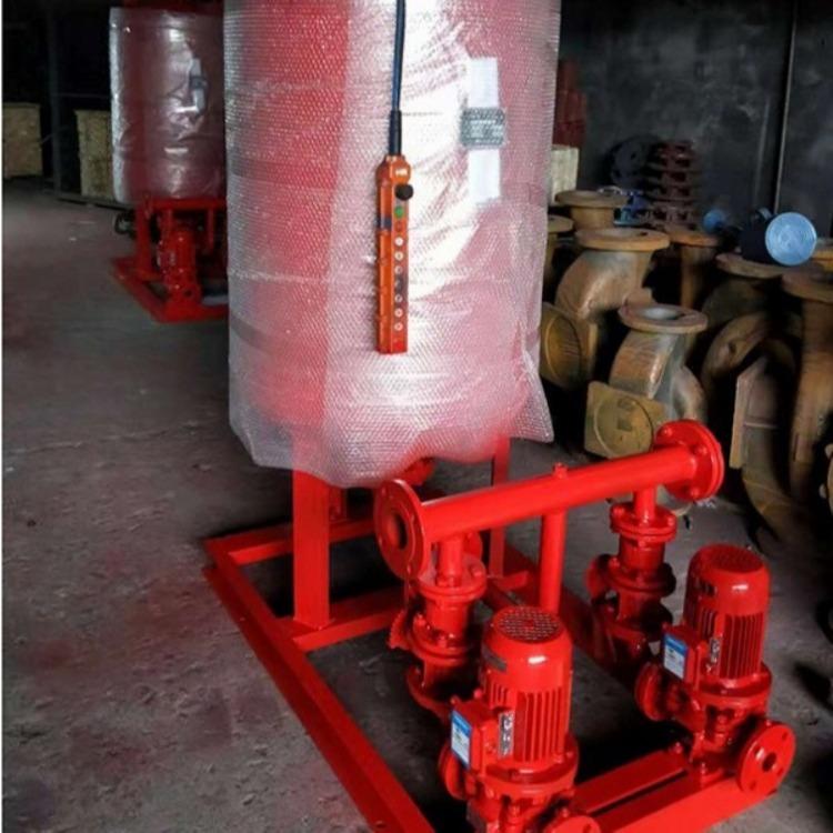 厂家直销 消防稳压给水设备 气压罐机组成套设备 控制柜