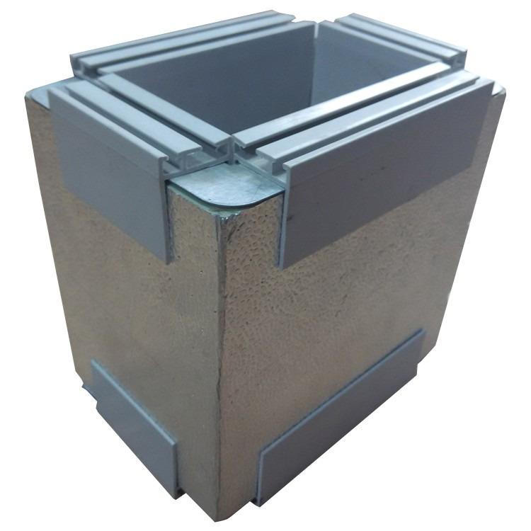 复合风管厂家直销 酚醛复合风管 复合风管加工定制 空调设备复合风管