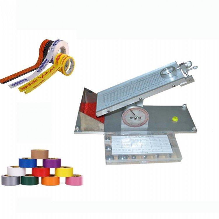 博莱德BLD-1007热熔胶初粘性测试仪、  VHB双面胶带粘性测试机、3M4932胶带泡棉胶带初粘力测试仪