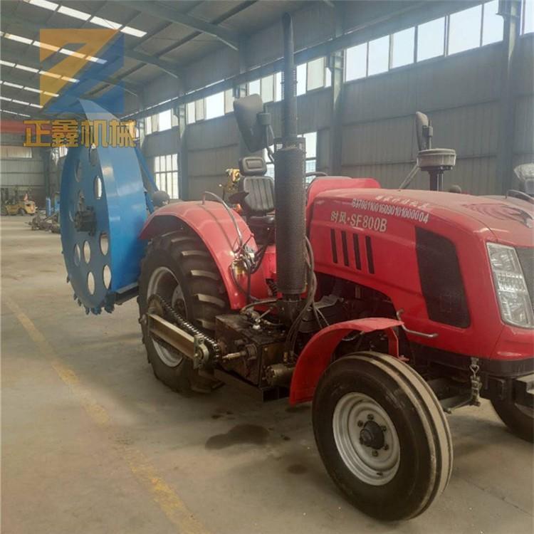 全国销售拖拉机开沟机 拖拉机开沟器价格 正鑫机械拖拉机开沟器厂家