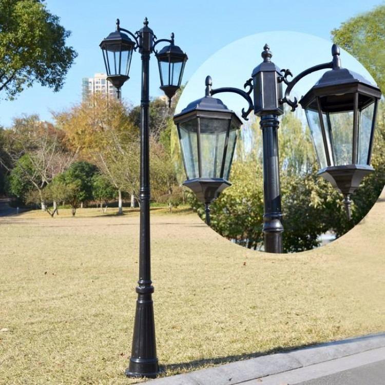 路灯厂家,道路照明灯,LED路灯价格阳,庭院灯,景观庭院灯,3.5米中式庭院灯价格