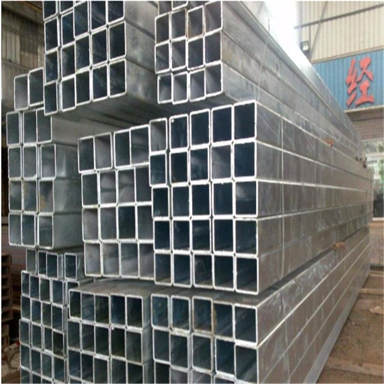 厂家直销热镀锌方管  方矩管 Q235方管  型号齐全 国标方管厂家 量大可优惠