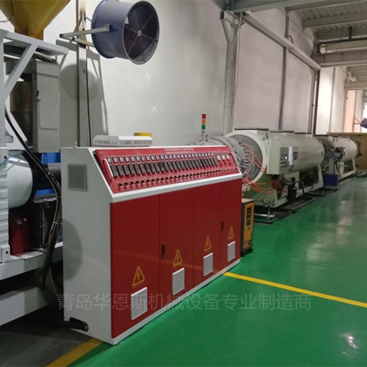 PE管材生产线| PE大口径管材设备厂