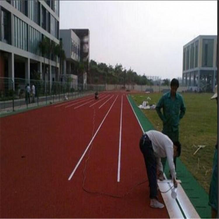 浙江衢州柯城篮球场地工程