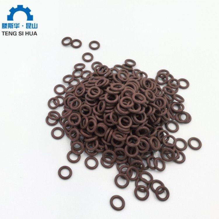 厂家直供派克尺寸氟胶O型圈AS568-001(0.74*1.02) 耐油丁晴橡胶O型圈NBR70O型密封圈O-ring