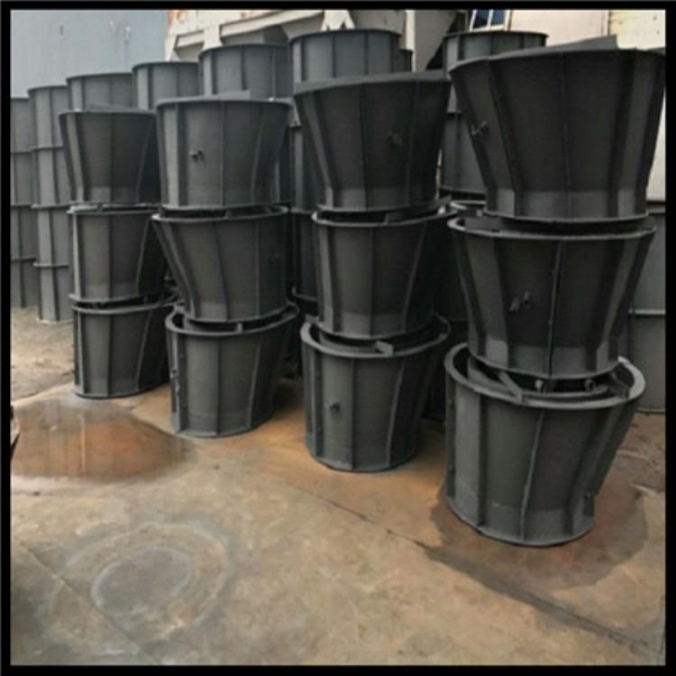 内蒙古呼和浩特污水检查井钢模具 耐磨耐用大地建材