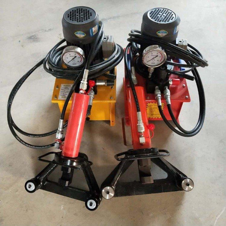 手提式液压钢筋弯曲机桩头钢筋调直机