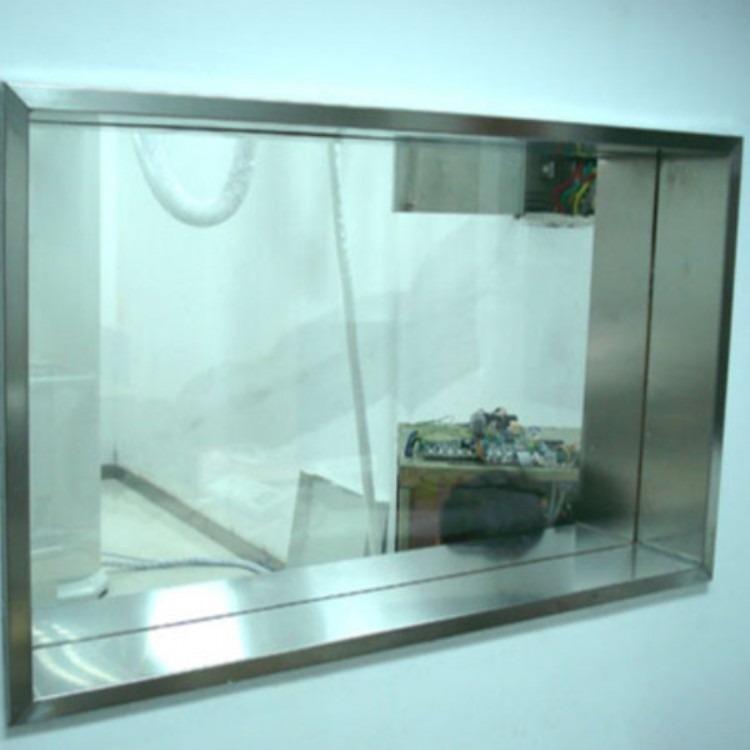 优质铅玻璃 医院诊所防护铅玻璃 防护室窗口观察窗铅玻璃 高透明铅玻璃 清晰耐用