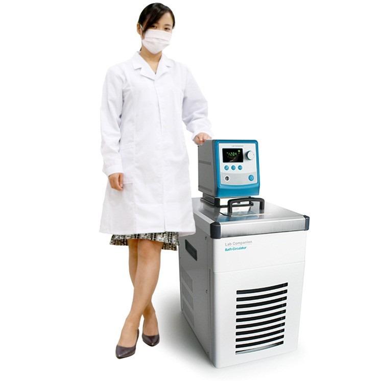 JeioTech杰奥特 恒温水浴槽 RW3-052 供应高精度恒温水浴槽 5升容量可内外循环低温恒温槽 恒温水浴箱