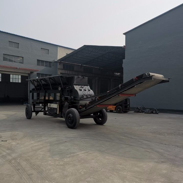 柴油破碎机  煤矸石粉碎机 全自动粉碎机 日照鄂式破碎机 鄂式破碎机