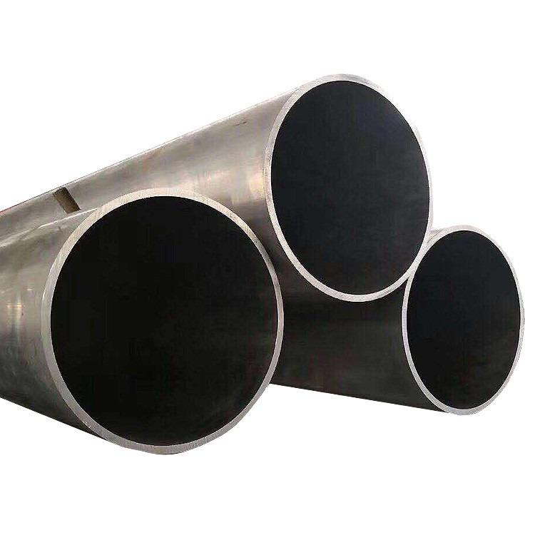 山东供应6063精拉铝管  大口径6063薄壁合金铝管