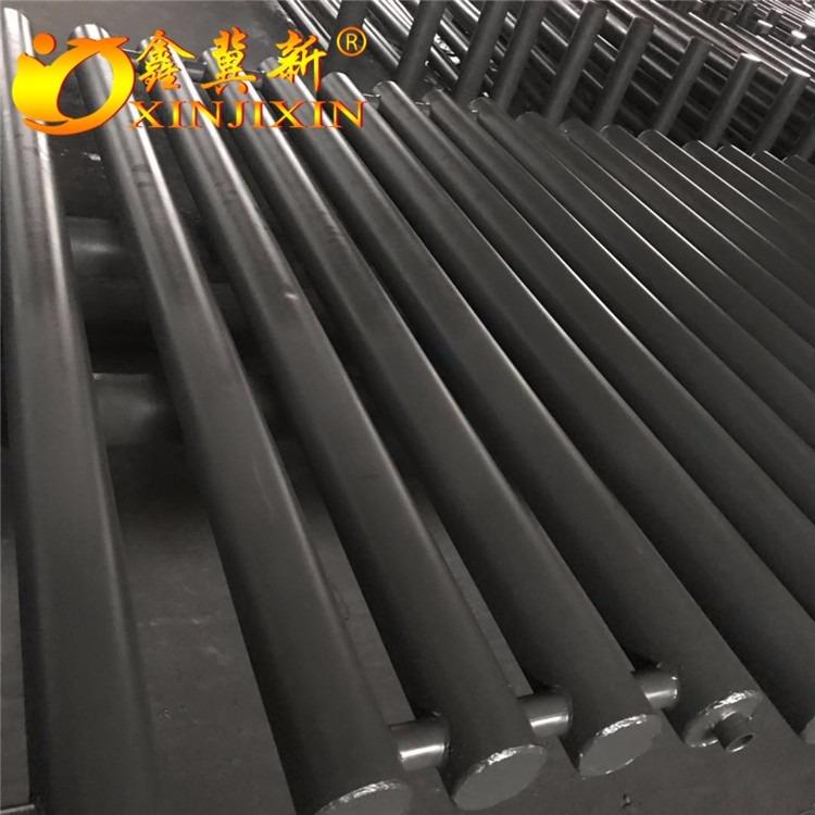 猪舍鸡舍光排管散热器@DN125-¢非标140mm光排管散热器