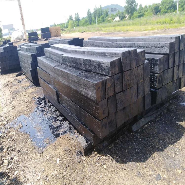 注油枕木-防腐枕木材质及工艺