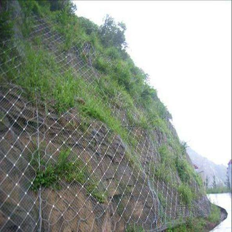 山体滑坡防护网主动护栏网 被动护栏网厂家规格齐全