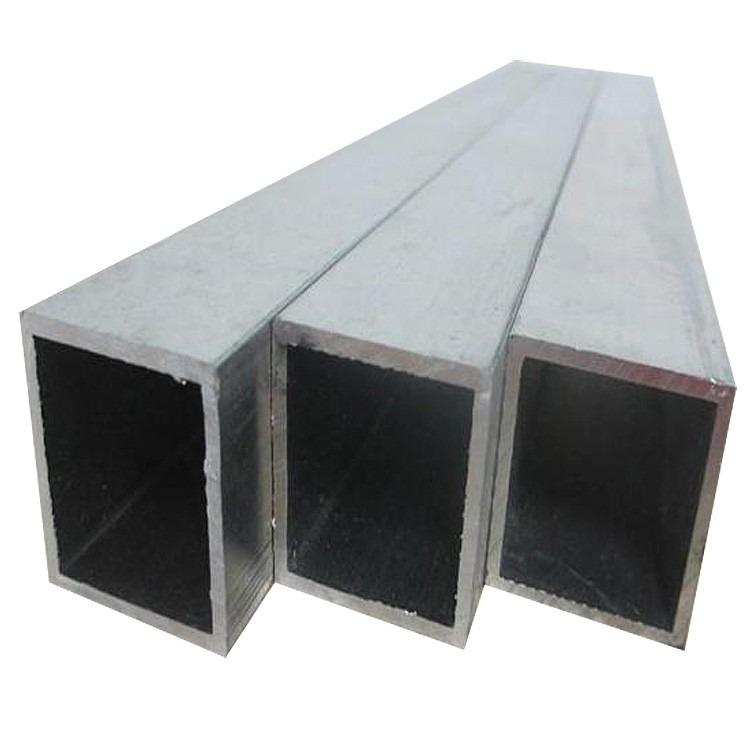 惠州家具家居用6系方形铝管  6063铝方通25*25*1 30*30*3mm