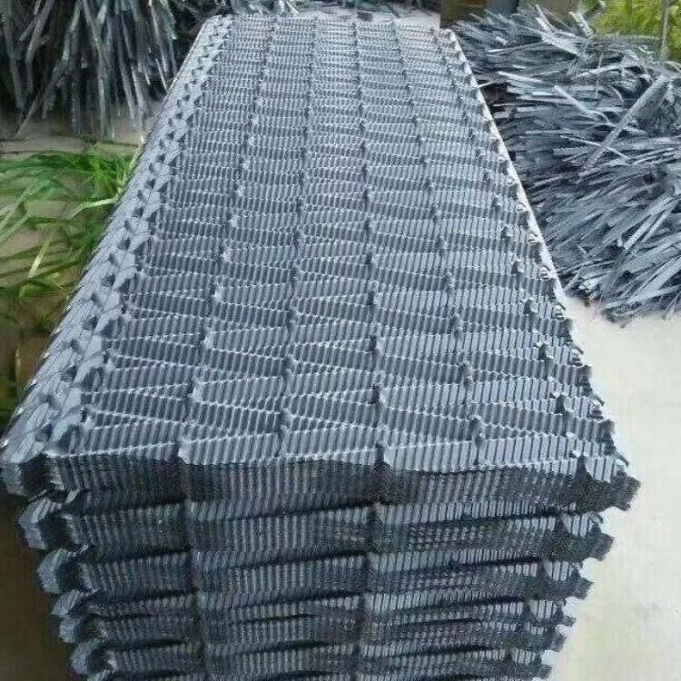 优质冷却塔各种规格填料 冷却塔填料 PVC填料 PVC冷却塔填料 --林东免费更换