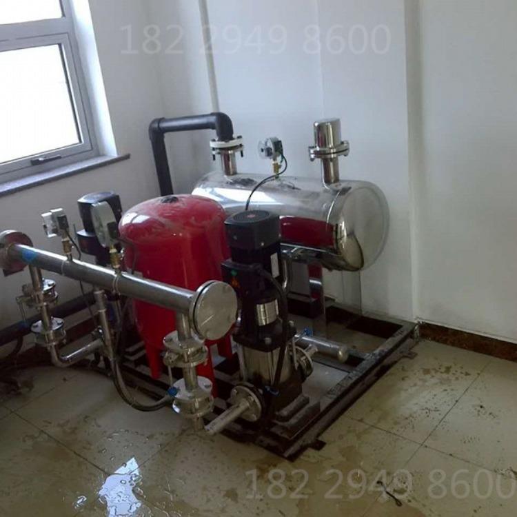 绵阳无负压供水设备远程监控系统