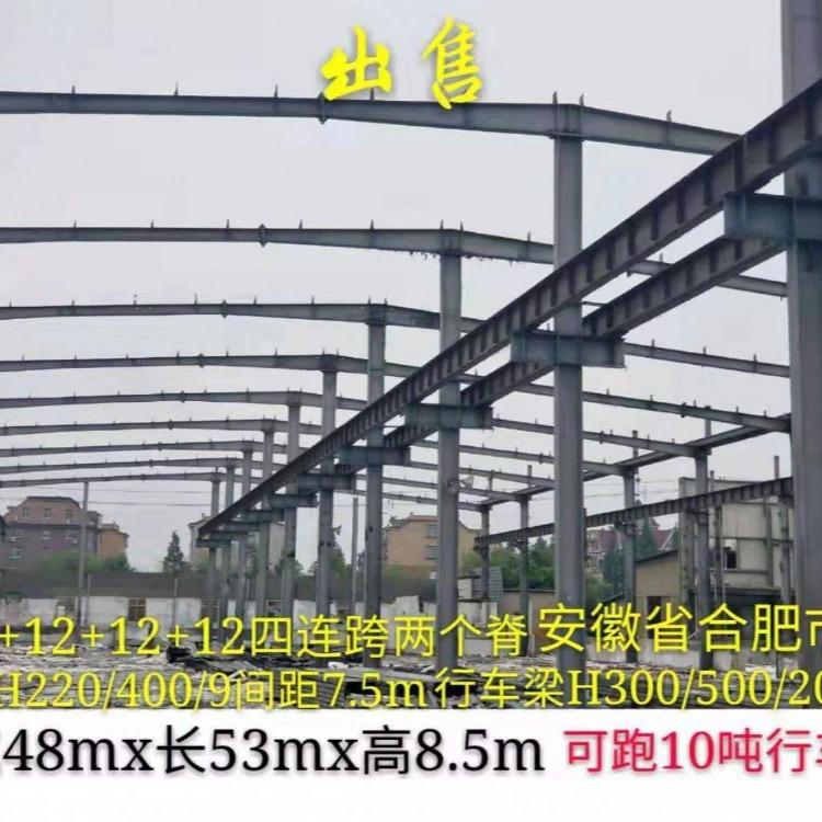 杭州青正 承接钢结构工程 二手钢结构 膜结构工程  量大从优