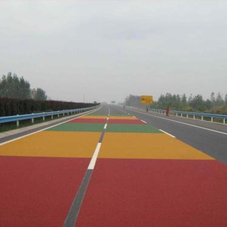 上海  彩色陶瓷路面施工 陶瓷路面报价 彩色陶瓷路面厂家