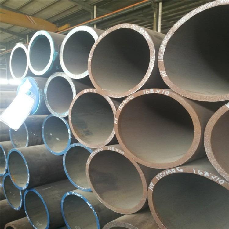 供应衡阳 457*98 大口径合金管现货  15CrMoG大口径合金管  低合金钢管  10CrMo910合金管价格